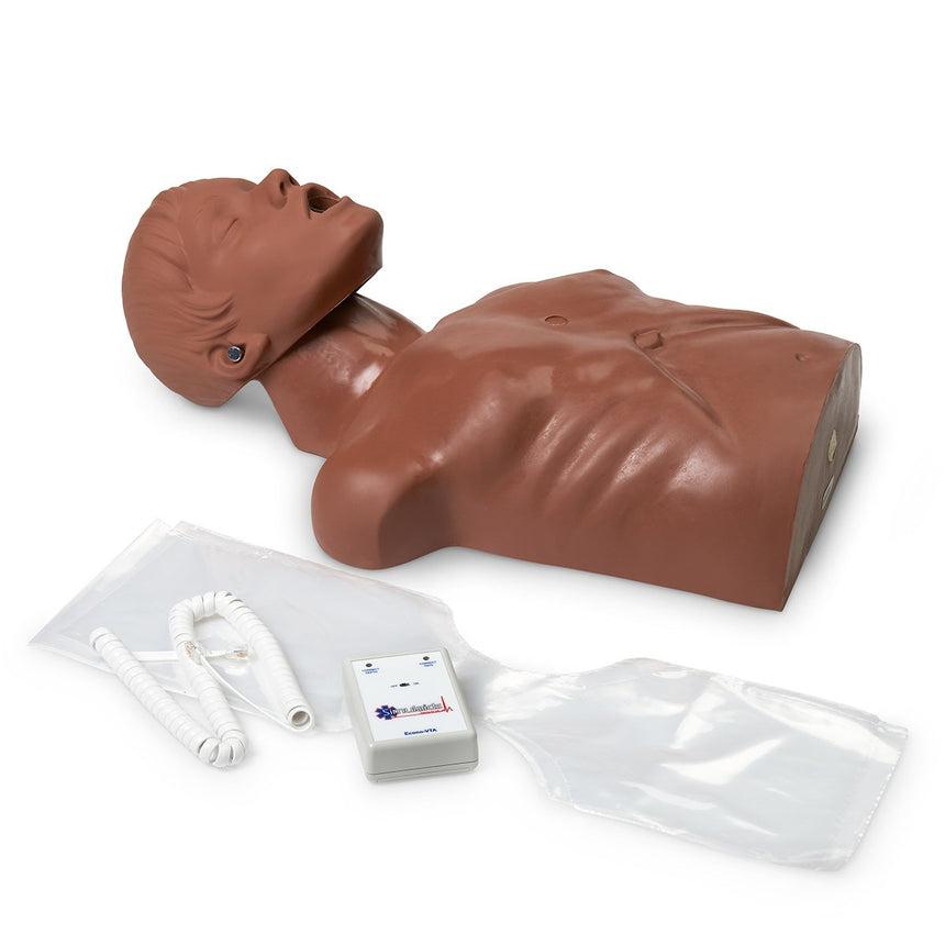 Simulaids,Econo VTA (Visual Training Assistant) CPR Trainer - Dark