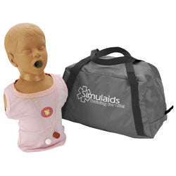 Child Choking Manikin With Carry Bag