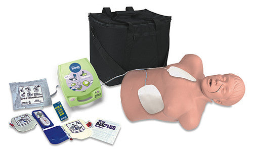 Zoll Aed Trainer Package With Brad CPR Manikin