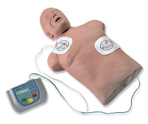 Life/ Form Aed Trainer Package With Brad CPR Manikin