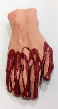 Hand With Severed Fingers