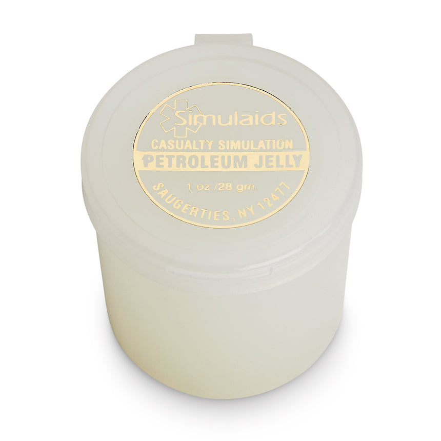 Petroleum, White, 1 Oz