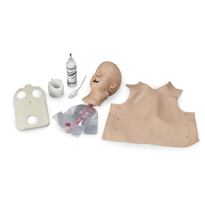 Life/form® Child Airway Management Trainer Head with Lungs and Stomach