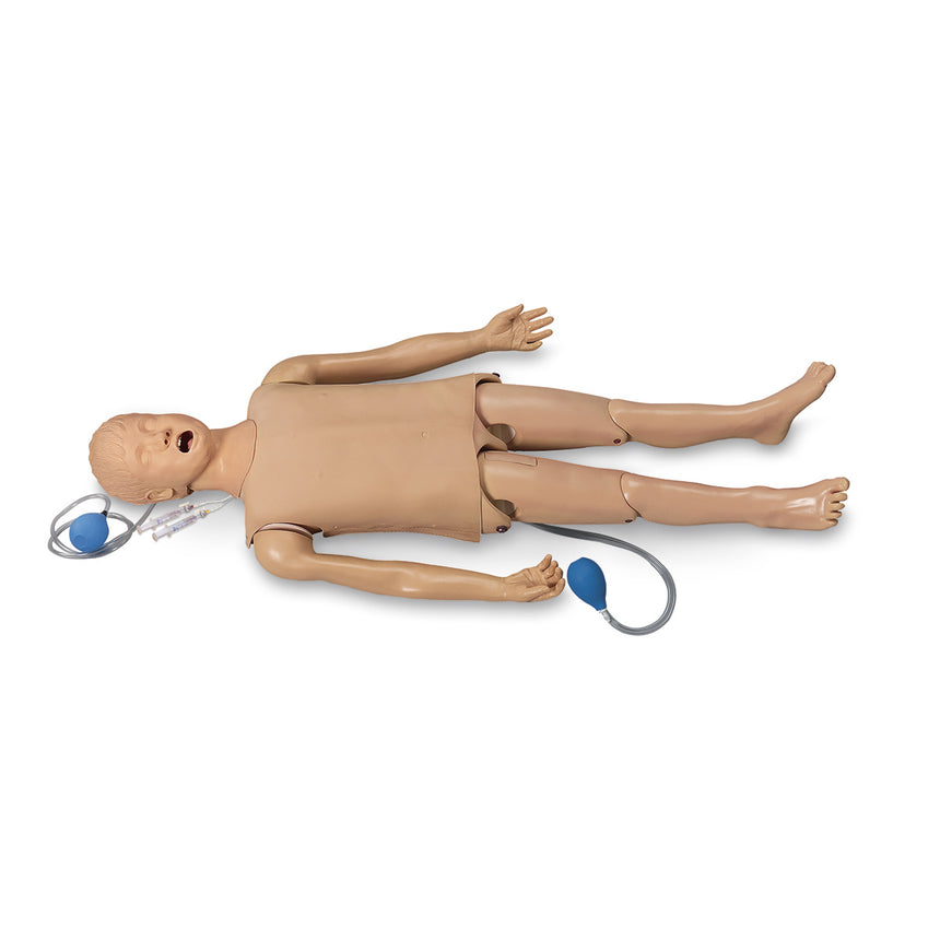 Life/form® Basic Child  CRiSis™  Manikin with Advanced Airway Management