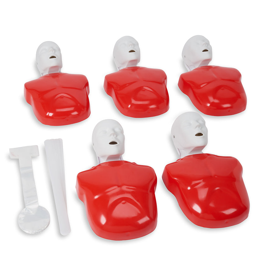Life/form®  Basic Buddy®  CPR Manikin 5-Pack