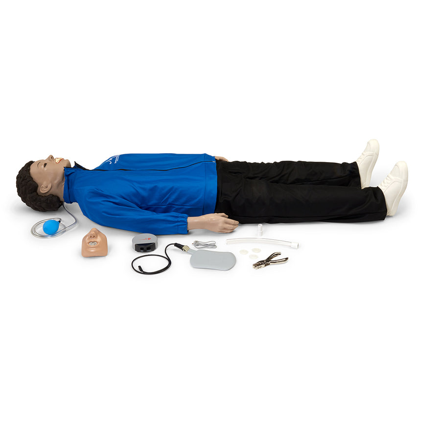 Life/form®  CPARLENE®  Full-Size Manikin with Heartisense™ - Light