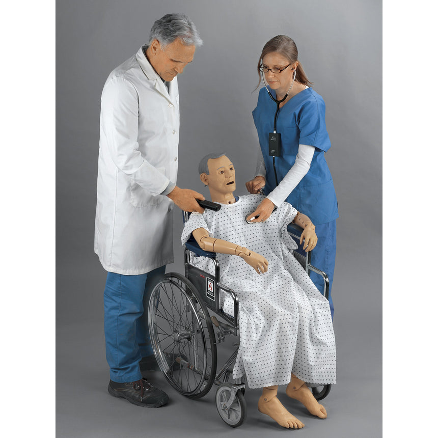 Life/form® Complete  KERi™  Auscultation Manikin - Medium