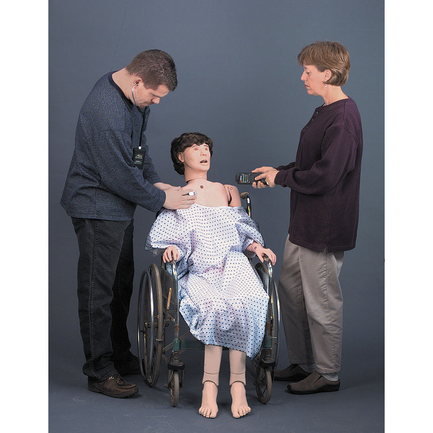 Life/form®  KERi™  Auscultation Manikin - Light