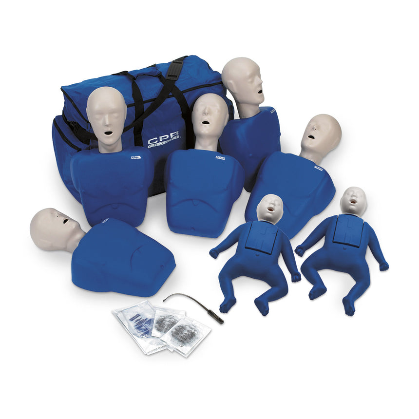 CPR Prompt® TPAK 700 7-Pack - Blue