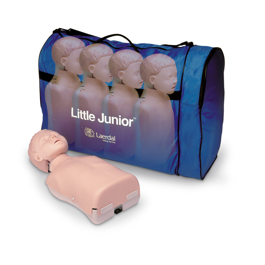 Laerdal® Little Junior™ CPR Manikin - 4-Pack