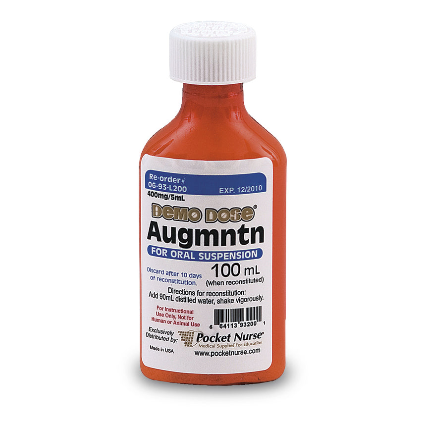 Demo Dose® Augmntn - 400 mg/5 ml