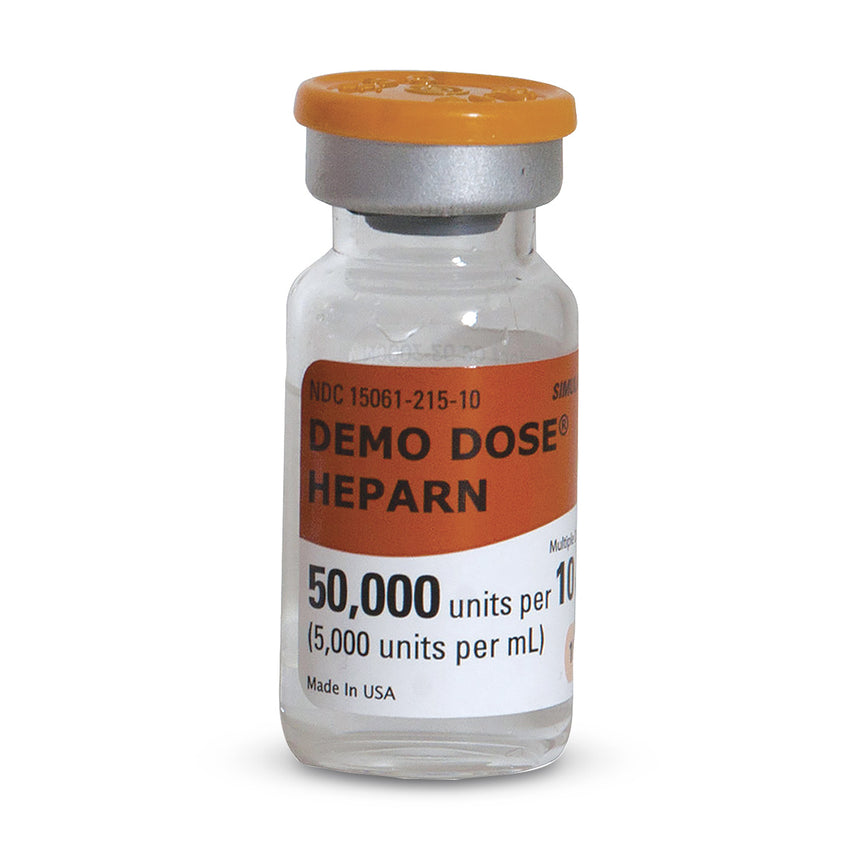 Demo Dose® Heparin - 5,000 u/ml