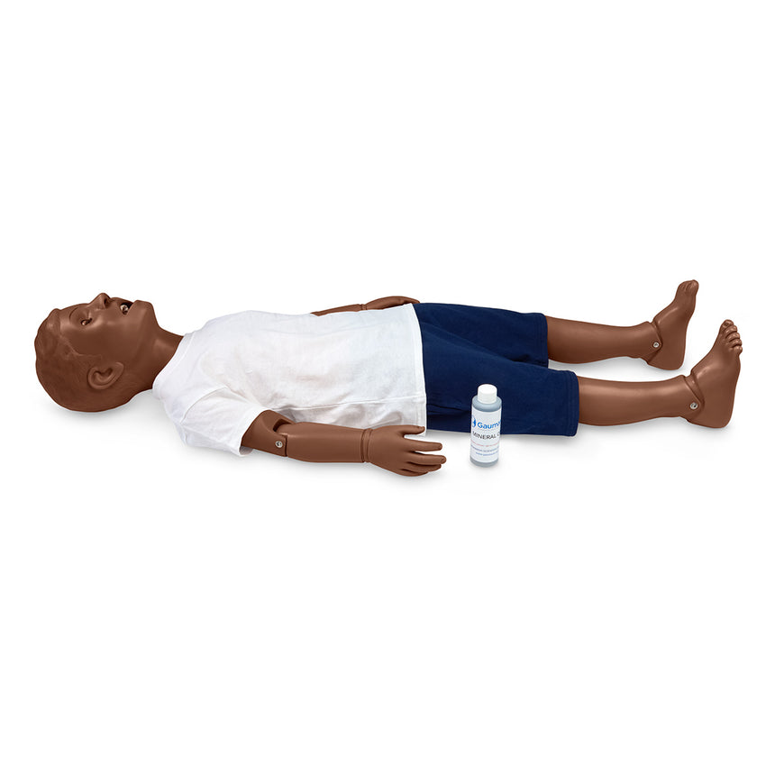 Simulaids,Patient Care Manikin - Dark