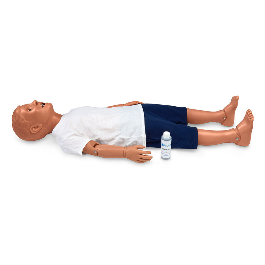 Gaumard® Mike® and Michelle® Pediatric Care Simulator - 5-Year-Old - 44 in. L - Medium