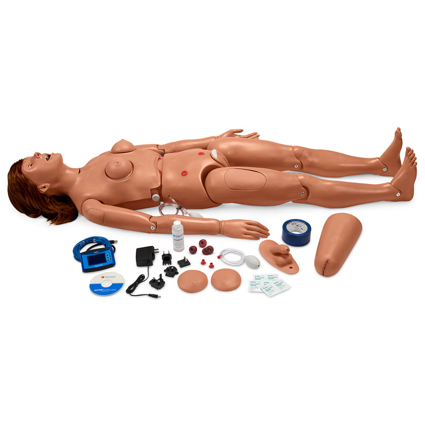 Gaumard® CPR Susie Advanced Patient Care Simulator - Medium