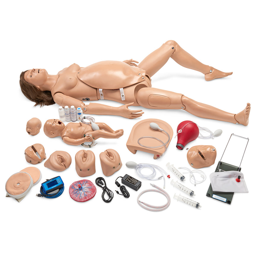 Gaumard® NOELLE® Maternal and Neonatal Birthing Simulator - Light