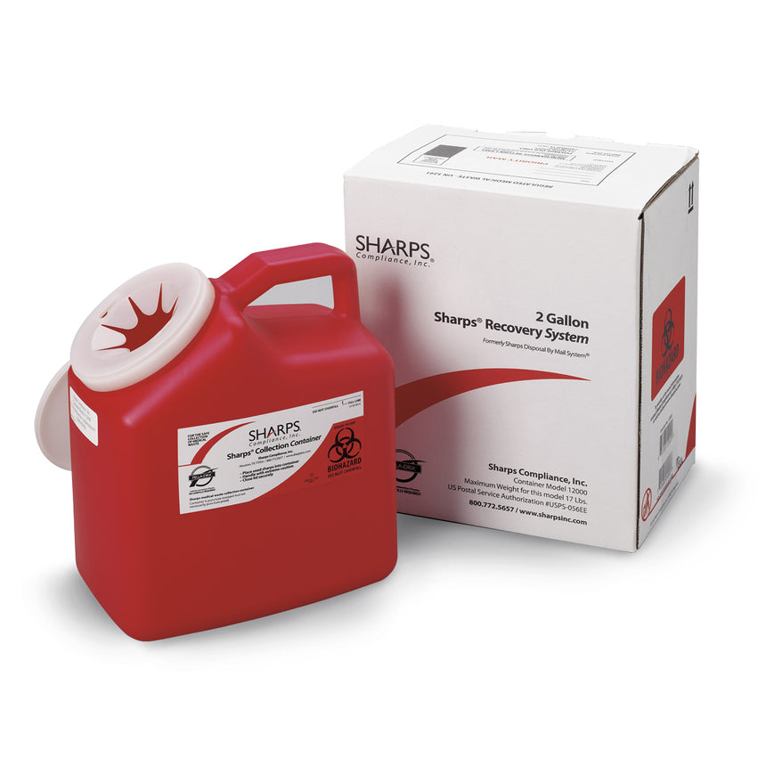Sharps® Recovery System™ - 2 Gallon