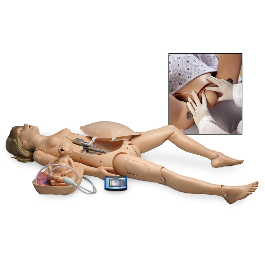 Gaumard® NOELLE® Maternal Birthing Simulator - Light