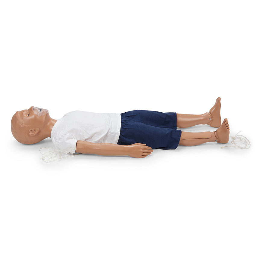 Simulaids Casualty Care Rescue Randy - Powered by Strategic Operations Hyper-Realistic technology