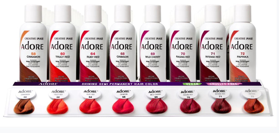 Adore Shining Semi Permanent Hair Color - 4 fl oz.
