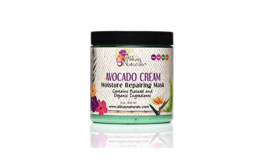 Alikay Naturals - Avocado Cream Moisture Repairing Hair - 8oz