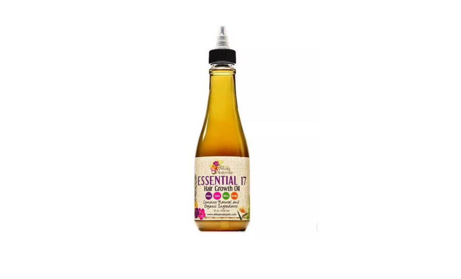 Alikay Naturals - Essential 17 Hair Growth Oil - 8oz