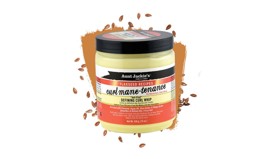 Aunt Jackie's Curl Mane-Tenance Defining Curl Whip - 15 oz.