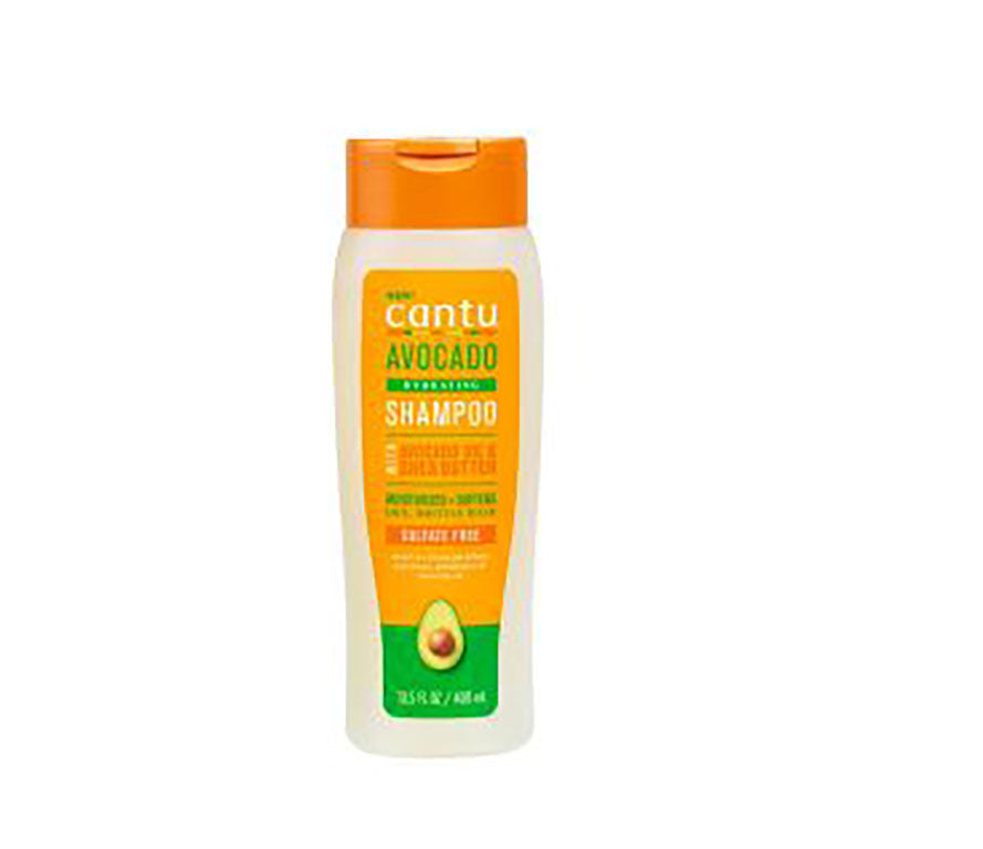 Cantu Avocado Hydrating Shampoo with Avocado Oil & Shea Butter -  13.5 fl oz.