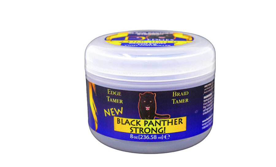 Black Panther 24hr Hold Edge Control - 8oz.