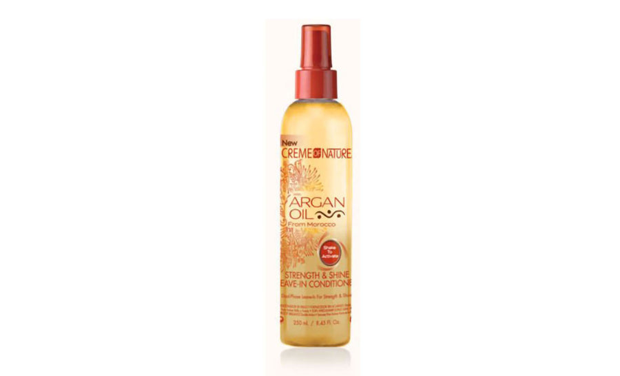 Creme of Nature Argan Oil Strength & Shine Leave in Conditioner - 8.4 fl oz.