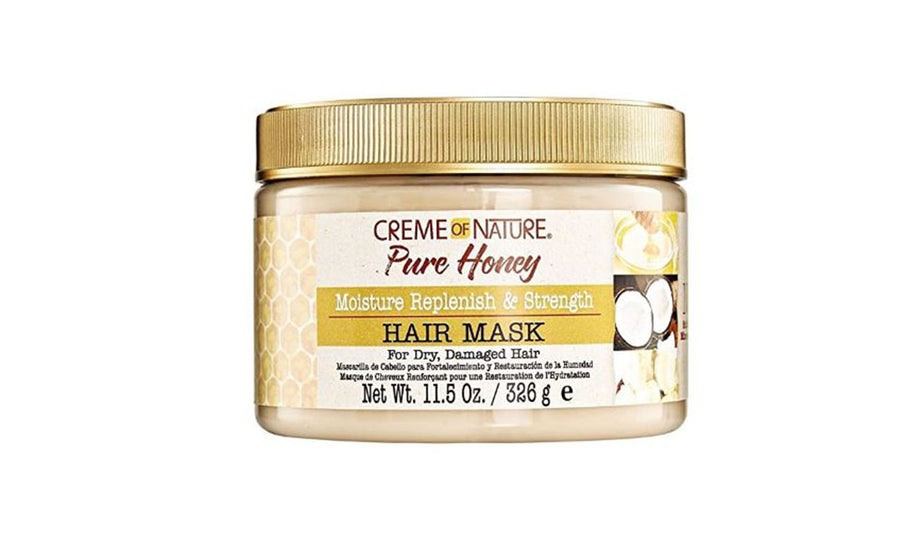 Crème of Nature Pure Honey Hair Mask - 11.5oz