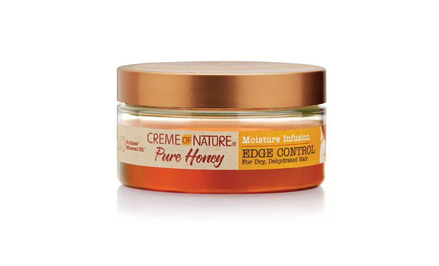 Creme of Nature Pure Honey Moisture Infusion Edge Control - 2.25 fl oz.