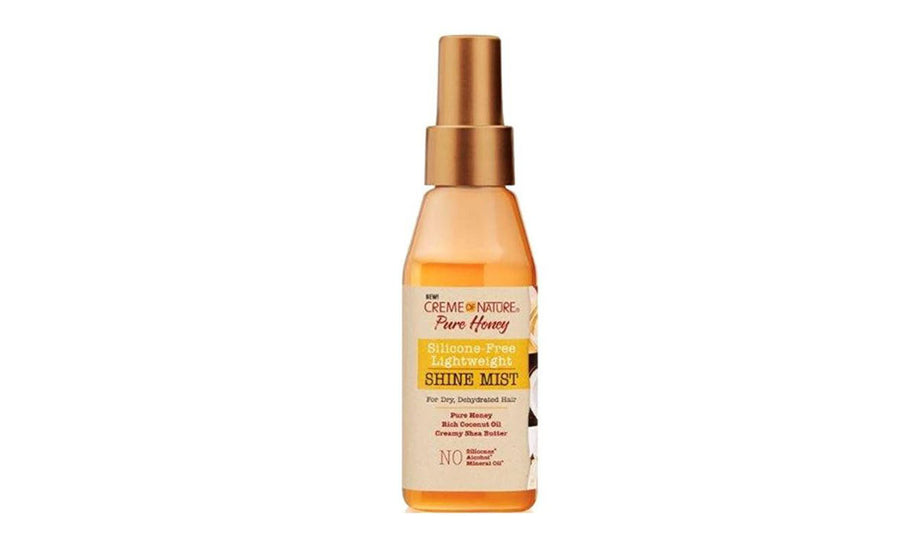 Creme of Nature Pure Honey Shine Mist - 4 oz.