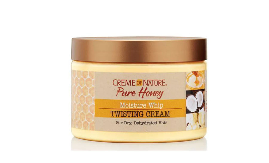 Creme of Nature Pure Honey Twisting Cream - 11.5 oz.