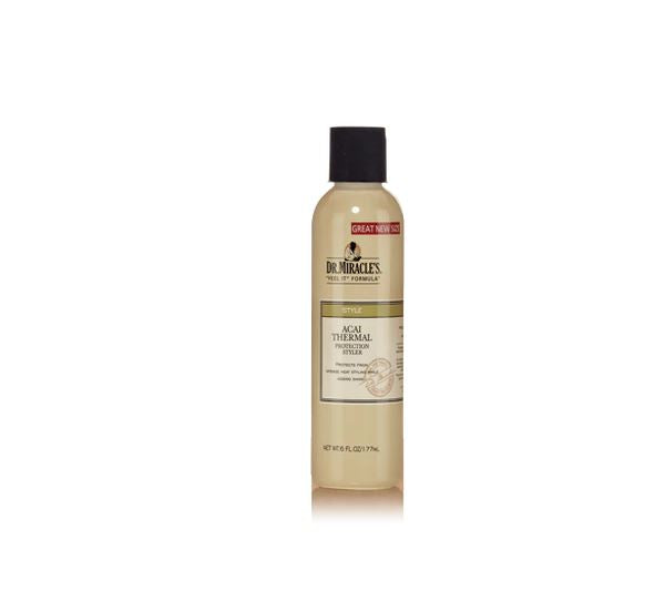 Dr. Miracle's Acai Thermal Protection Styler - 6 oz.