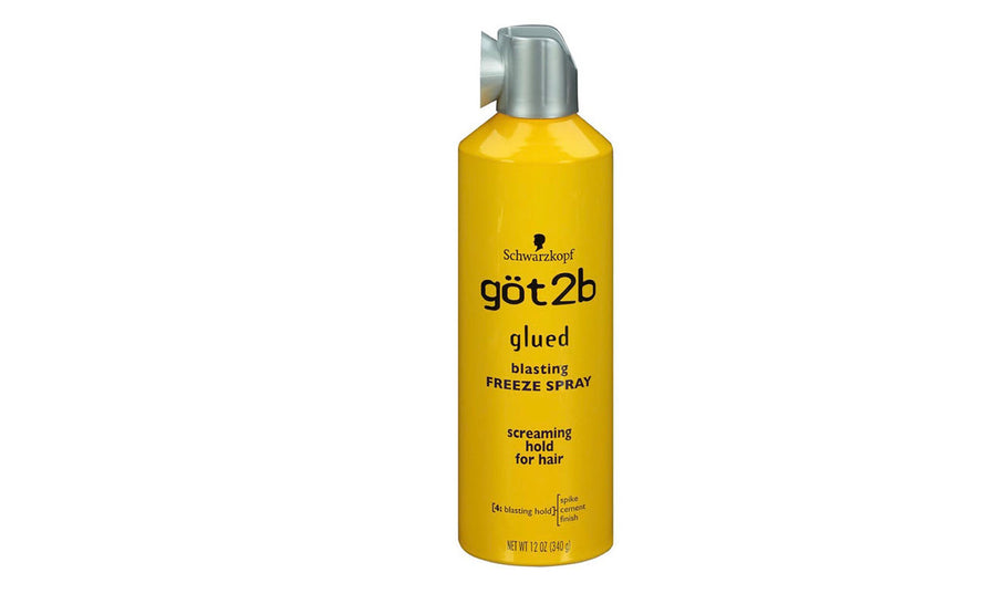 Got2b Glued Blasting Freeze Spray - 12 oz.