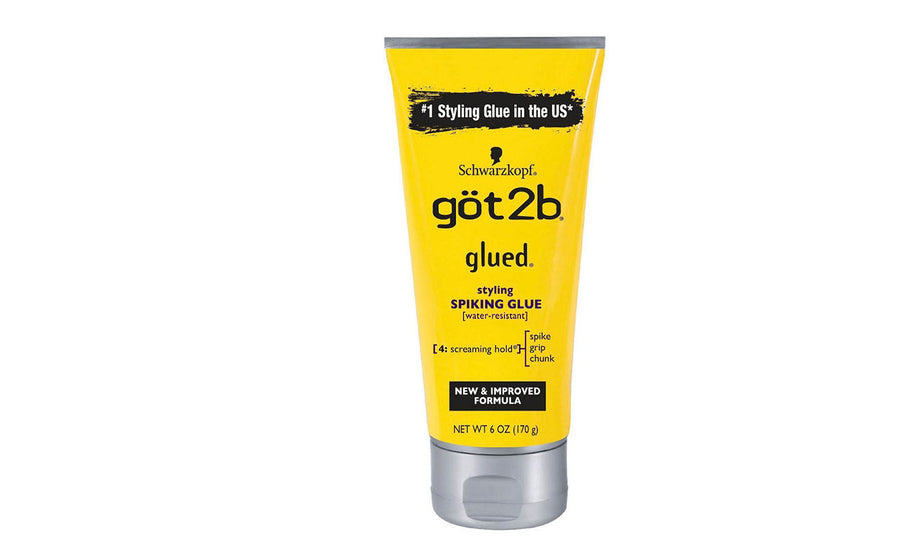 Got2b Glued Styling Spiking Glue - 6 oz.