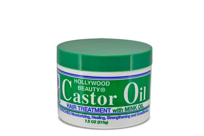 Hollywood Beauty Castor Oil - 7.5 oz.
