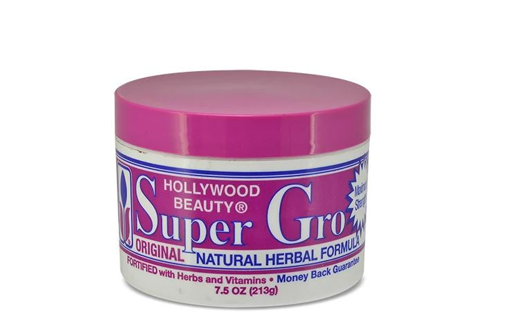 Hollywood Beauty Super Gro - 7.5 oz.