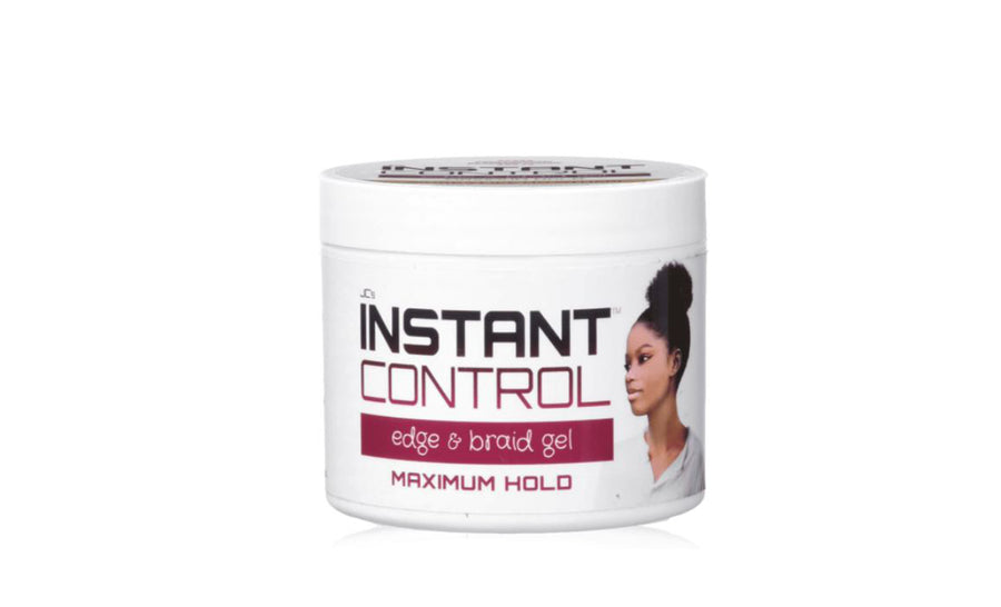 Instant Control Edge & Braid Gel - 4oz.