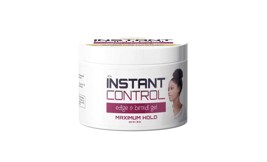 Instant Control Edge & Braid Gel - 8oz.