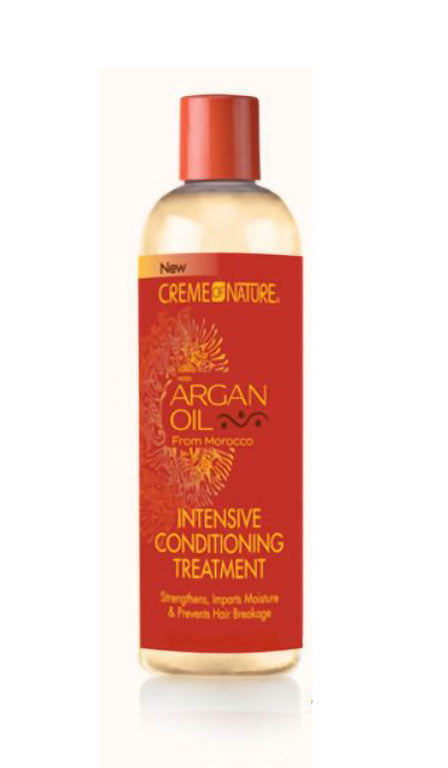 Creme of Nature Argan Oil Intensive Conditioning Treatment - 12 oz.