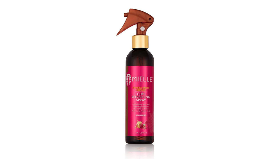 Mielle Pomegranate & Honey Curl Refreshing Spray - 8 fl oz.