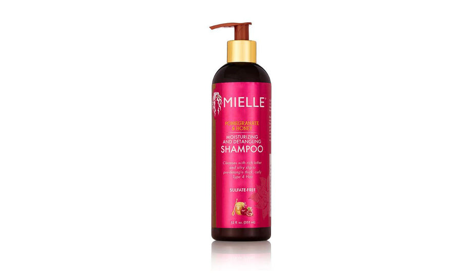 Mielle Pomegranate & Honey Moisturizing and Detangling Shampoo - 12 fl oz.