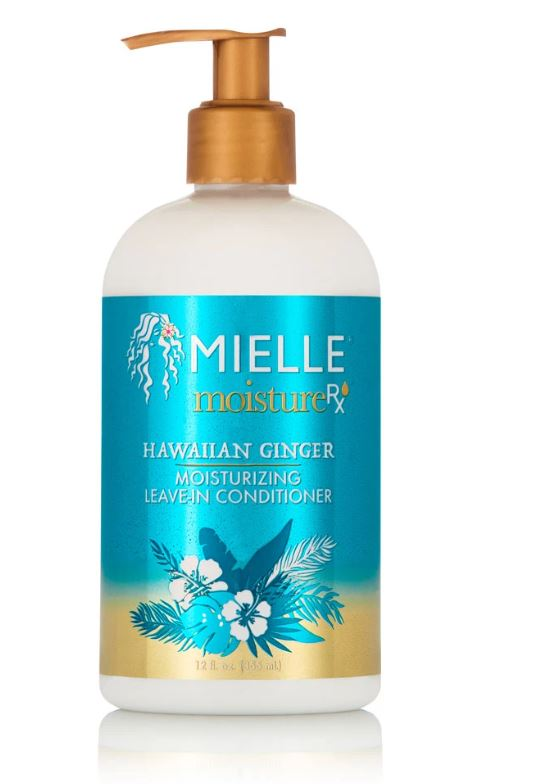 Mielle Moisture RX Hawaiian Ginger Leave in Conditioner - 12 fl oz.