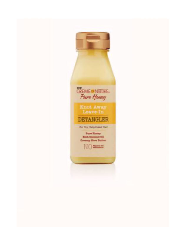 Creme of Nature Pure Honey Knot Away Leave In Detangler - 8 oz.