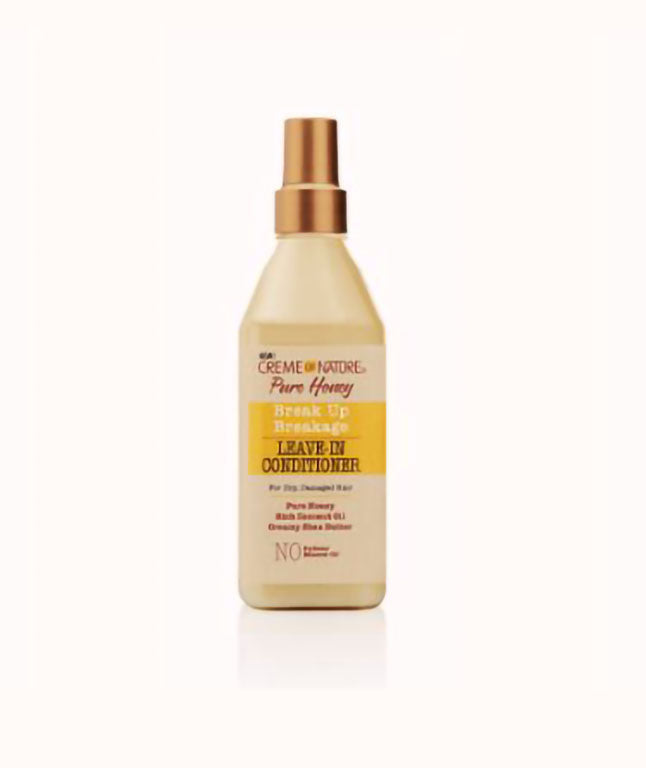 Creme of Nature Pure Honey Break Up Breakage Leave In Conditioner - 8 oz.