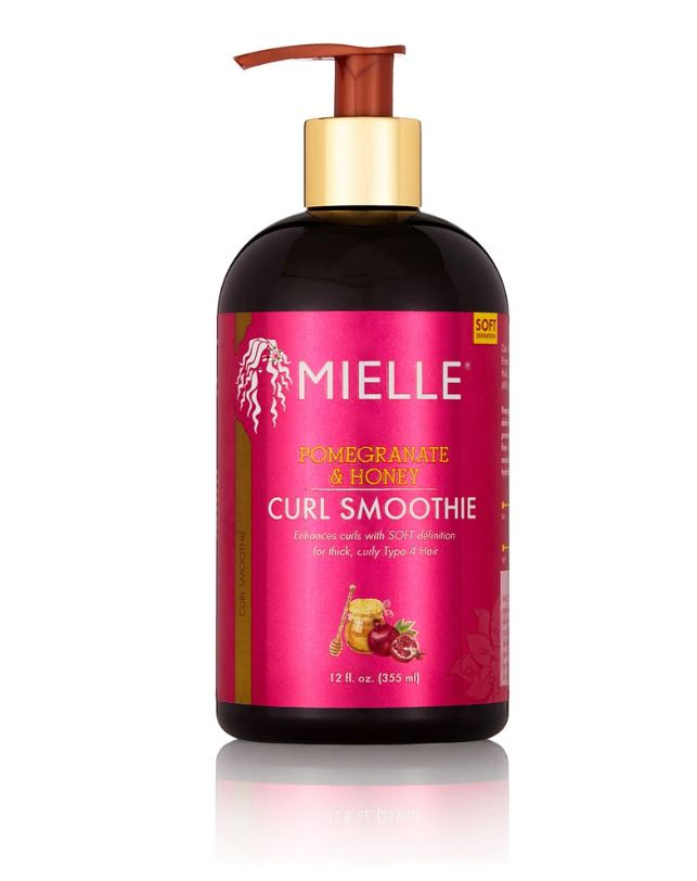 Mielle Pomegranate & Honey Curl Smoothie - 12 fl oz.