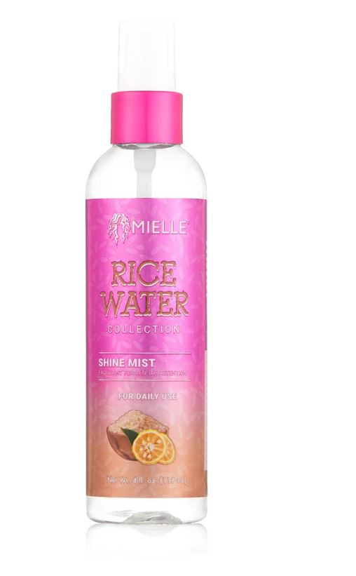 Mielle Rice Water Shine Mist - 4 fl oz.