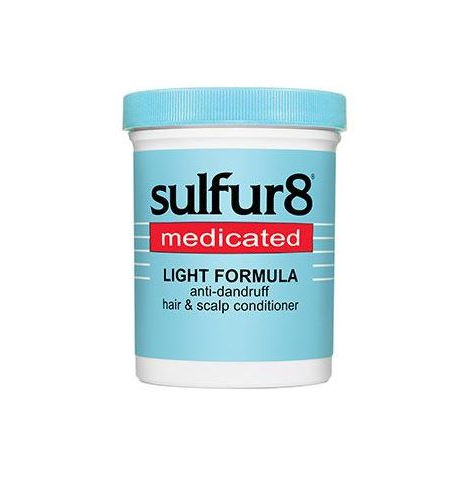 Sulfur8 Medicated Light Formula - 4 oz.